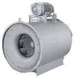 Inline centifugal tubular acoustafoil fan blower ventilator