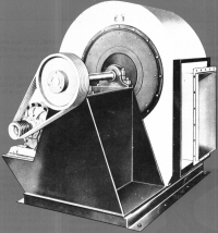 T.C.F. Twin City fan blower ventilator