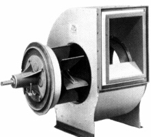 Twin City Fan blower ventilator TCF