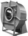 Heavy-dufty industrial I.D. fan blower
