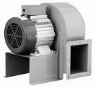 Industrial high pressure radial fan